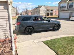 fourtitude com 2017 dodge durango r t a story in leasing