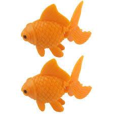 plastic goldfish ebay