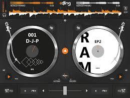 edjing dj studio mixer apk edjing dj mix premium edition mixer console studio for