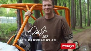 Wrangler Real Comfortable Jeans Wrangler U Shaped Jeans Tv Commercial Featuring Dale Earnhardt Jr