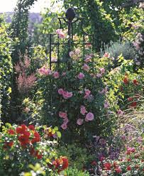 climbing rose and plant supports archives classic garden elements