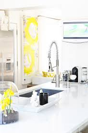 yellow and kitchen ideas yellow kitchen accents design ideas