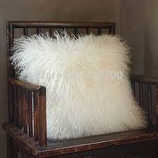 Faux Fur Throw Pillow Online Get Cheap Fur Pillow Aliexpress Com Alibaba Group