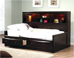 twin bed with drawers and bookcase headboard twin size storage beds twin size bed with storage large size of twin