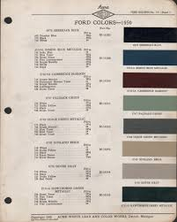 ford model a color chart similiar ford f color codes keywords