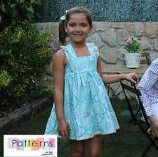 tutorial youtube pdf pdf digital pattern youtube tutorial sew spanish dress baby babies