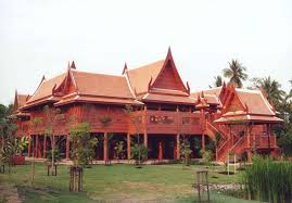 traditional thai house wikipedia traditional thai house design