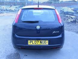 2007 fiat punto active 1 2 petrol 3 door manual new mot