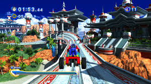sonic generations collection on steam