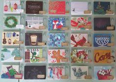 my starbucks cards collection my starbucks cards collection