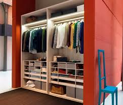 ideas exciting walk in closet for kids bedroom designs the wall