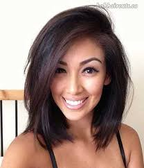 medium bob hairstyle front and back the 25 best bob lung ideas on pinterest long inverted bob