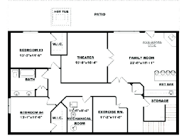finished basement floor plans basement floor plan software finished basement floor plans unique