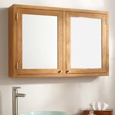 Modern Bathroom Medicine Cabinet 36 Doba Teak Medicine Cabinet Teak Bathroom