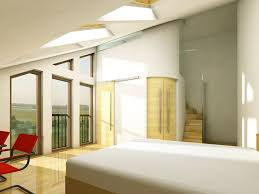 contemporary bedroom ideas mezzanine floor transform architects 1a