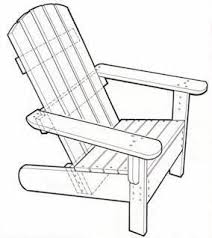 best 25 craftsman adirondack chairs ideas on pinterest