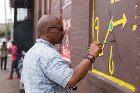 Philadelphia Mural Arts Map by Philly U0027s Big New Art Project Asks Who Deserves A Monument Anyway