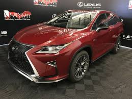 red lexus used 2017 lexus rx 350 4 door sport utility in edmonton ab l13366