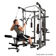 Marcy Bench Press Set Marcy Combo Smith Machine Hayneedle