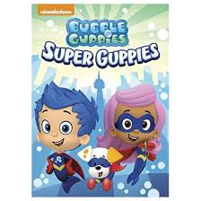 bubble guppies super guppies dvd target