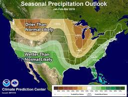 noaa s 2016 winter weather forecast vs farmers almanac s 2016