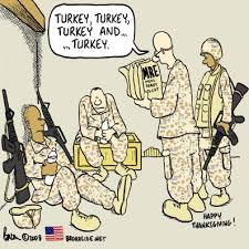 thanksgiving for the troops part 2 repost the clockwork