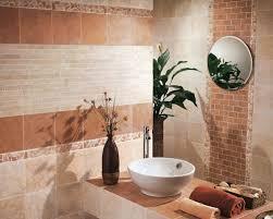 impressive bathroom walls ideas