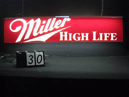 Miller Genuine Draft Pool Table Light Man Cave Neon Blowout In Minneapolis Minnesota By A2c