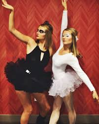 black swan halloween makeup white swan and black swan costumes for the holidays pinterest