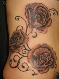 vines and roses tattoos collection
