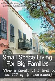 How Big Is 900 Square Feet Small Space Living For Big Families The Humbled Homemaker