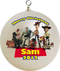 personalized story ornament 1