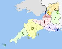 Map Of England Cities by Map Of Southern England Cities