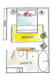 Master Suite Floor Plans Addition Master Bedroom Layout