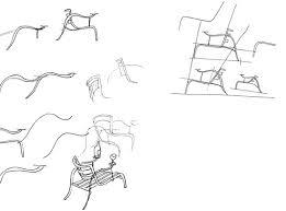 design sketches on show in paris