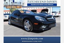 mercedes sl class for sale used mercedes sl class for sale in las vegas nv edmunds