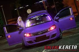 Purple Color Saga Flx Purple Color Share My Ride Gk008 Galeri Kereta