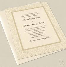 wedding invitations atlanta customizable wedding invitations damask wedding on invitations