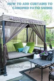 Outdoor Patio Canopy Gazebo by Diy Backyard Shade Canopy Backyard Decorations By Bodog