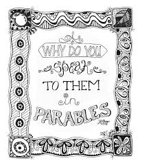 parable of the sower coloring page contegri com
