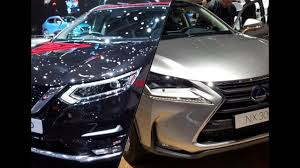 lexus nx300h best price 2017 lexus nx 300h vs 2017 nissan qashqai youtube