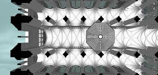 Amiens Cathedral Floor Plan The Digital Cathedral Of Amiens U2013 Little Planet