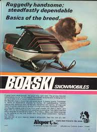 vintage snowmobile ads throwbackthursday tbt vintage