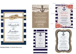 nautical themed wedding invitations how to plan a nautical wedding 2018 so special weddings
