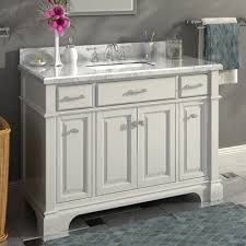 48 Single Sink Bathroom Vanity by Darby Home Co Colchester 48