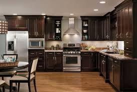 dark wood kitchen cabinets kitchen modern decor kitchen modern with wood floor kitchen