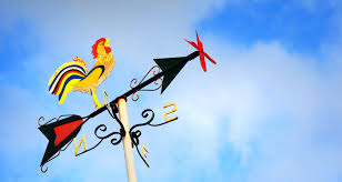 Bull Weathervane Why Are Roosters On Weathervanes Farmers U0027 Almanac