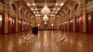 Ballroom Chandelier Ballroom Ballet Staging Switzerland Hd Stock 525 405