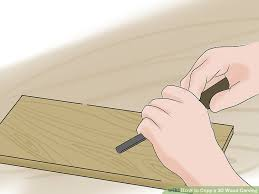 3d wood 3 ways to copy a 3d wood carving wikihow
