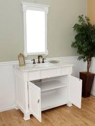 Bathroom Vanities 42 42 Helena Single Bath Vanity White Bathgems